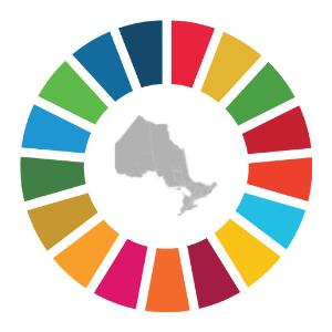 Shaping Sustainability in Ontario / Façonner la durabilité en Ontario Logo